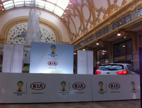 Kia – World Cup Brand Activation