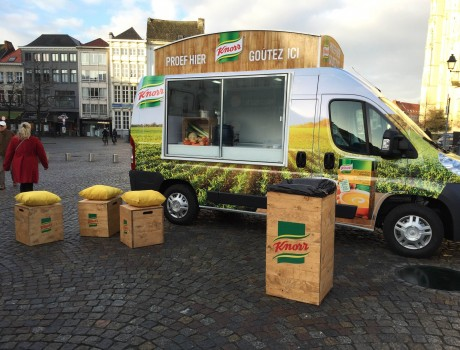 Knorr – Roadshow