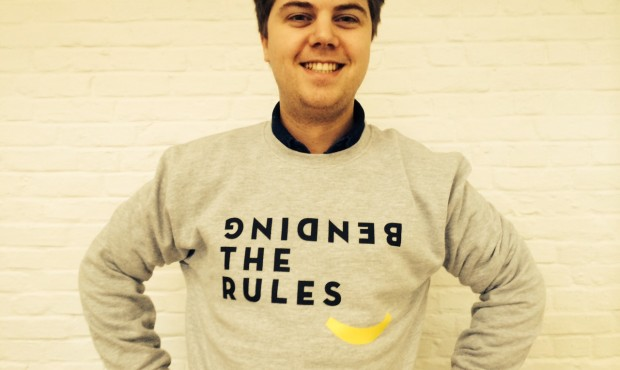 Gilles de Bergeyck goes Bananas