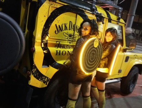 Jack Daniel's honey tour
