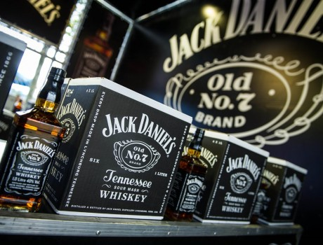 Wanna meet Jack Daniel's?