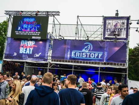 Eristoff Vodka: Bananas drops the beat!