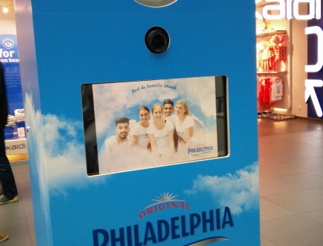 Philadelphia Brand activation