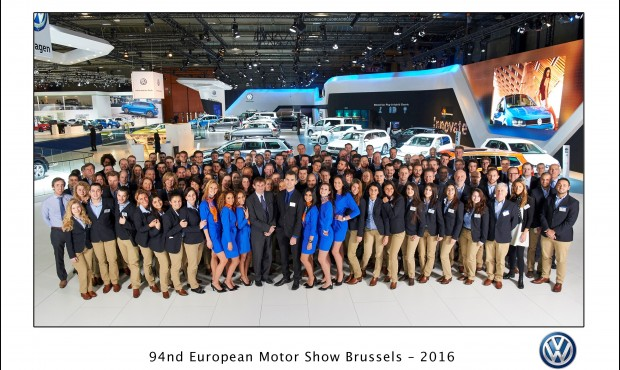 Brussels Motor Show: We need you
